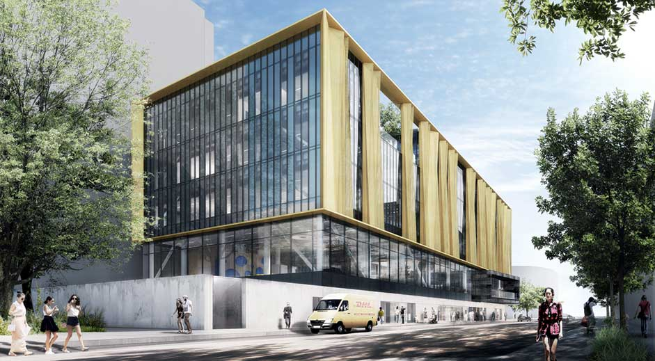 Structus Consulting case study Christchurch Library Veil